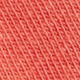 Mit Leinen: Jersey-Shirt mit Tasche, CORAL RED, swatch