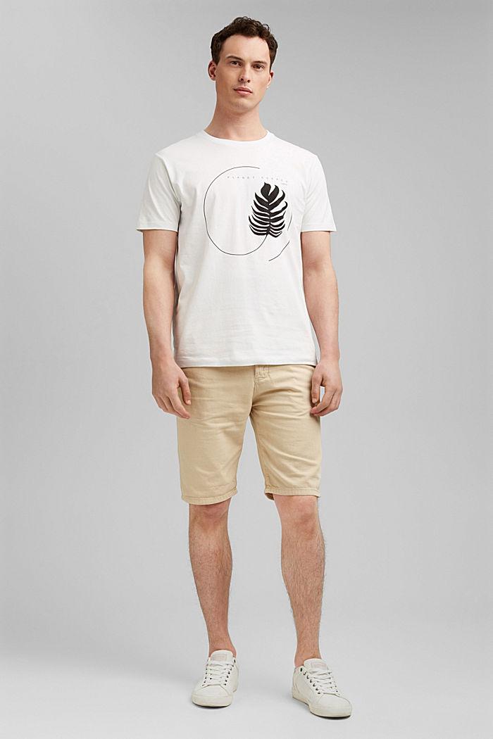 #ReimagineNaturalLifestyle: shirt met print, OFF WHITE, detail image number 5