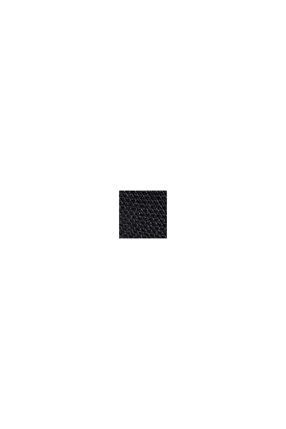 Pikeepaita COOLMAX®, BLACK, swatch