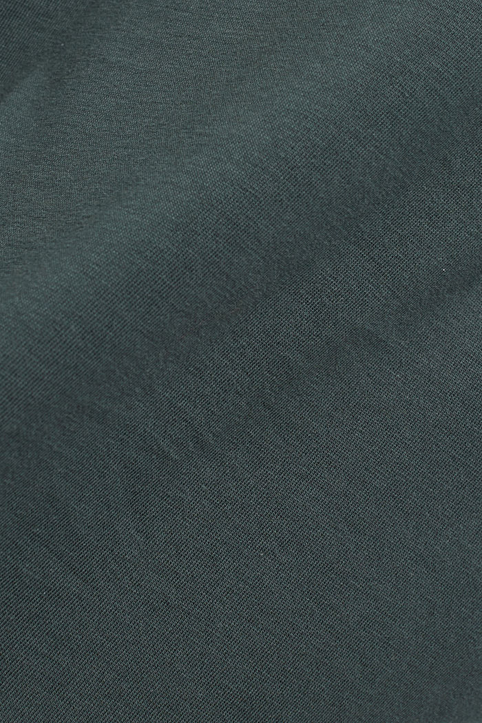 #ReimagineNaturalLifestyle: t-shirt in jersey, TEAL BLUE, detail image number 4
