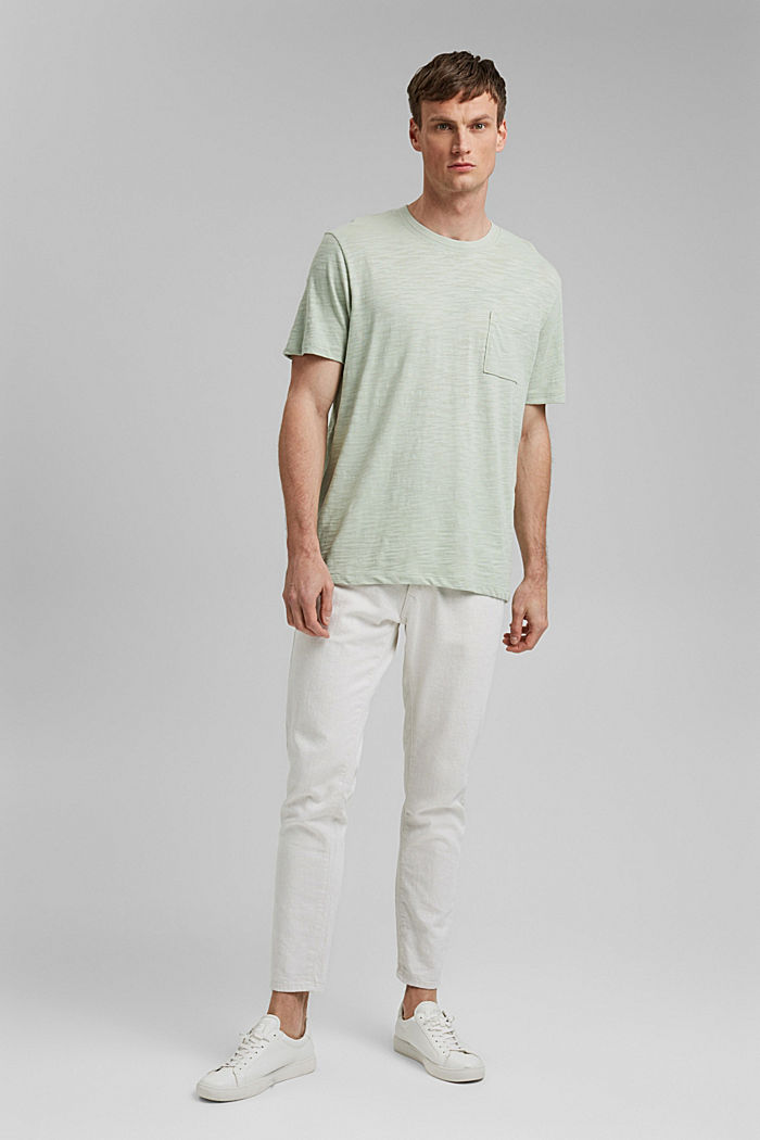#ReimagineNaturalLifestyle: camiseta de jersey, PASTEL GREEN, detail image number 2