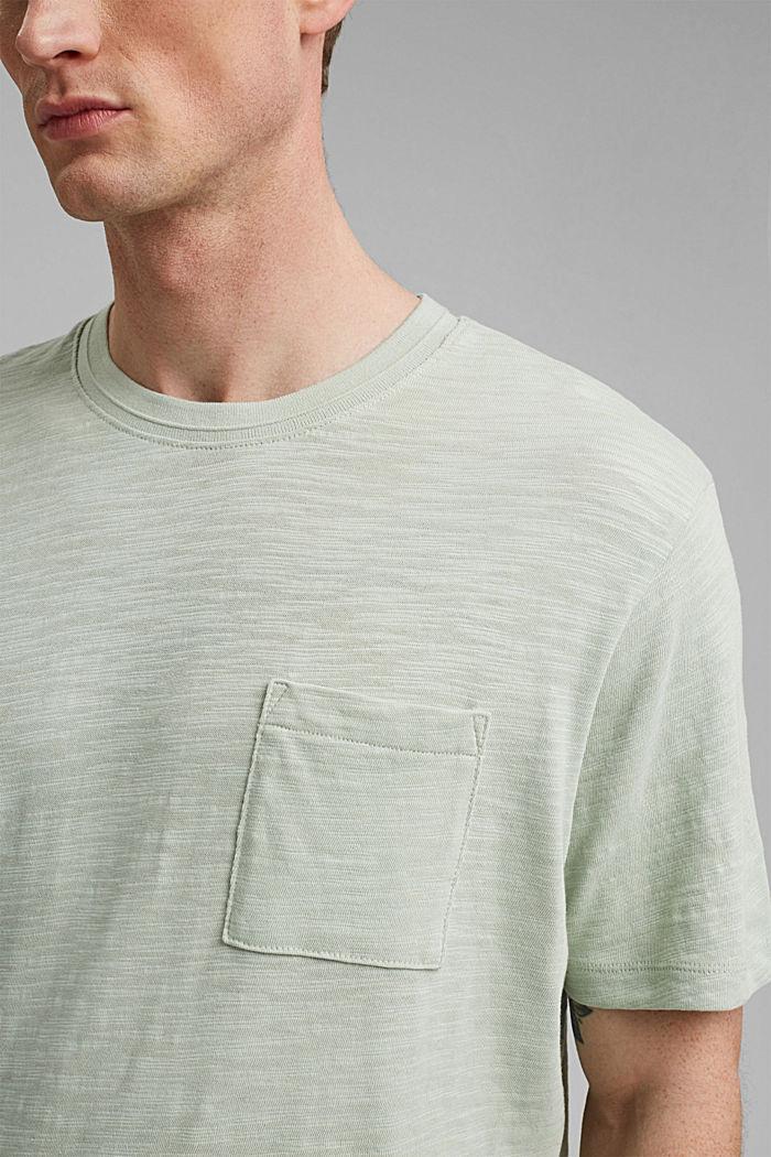 #ReimagineNaturalLifestyle: camiseta de jersey, PASTEL GREEN, detail image number 1