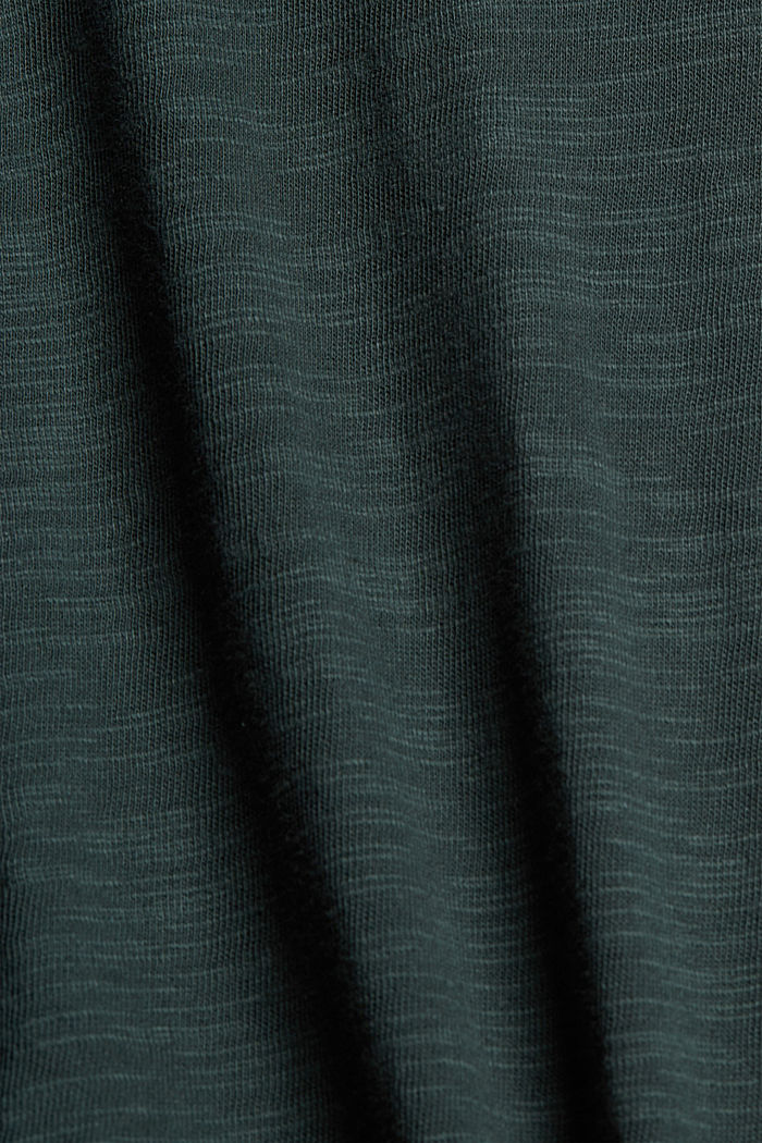 #ReimagineNaturalLifestyle: Jersey-T-Shirt, TEAL BLUE, detail image number 5