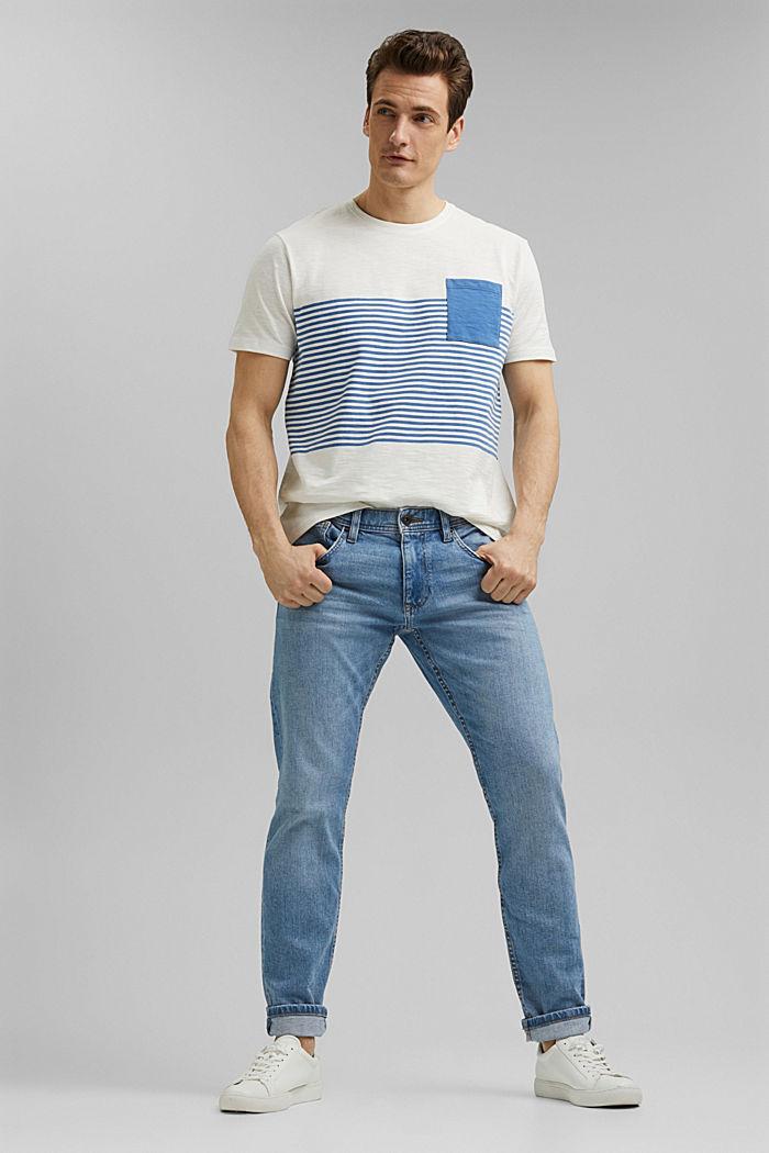 Jersey T-shirt van 100% organic cotton, NEW OFF WHITE, detail image number 2