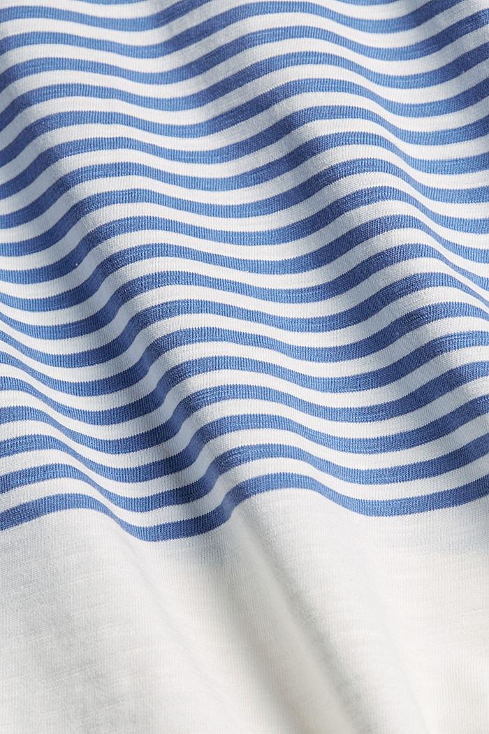 Jersey T-shirt van 100% organic cotton, NEW OFF WHITE, detail image number 4