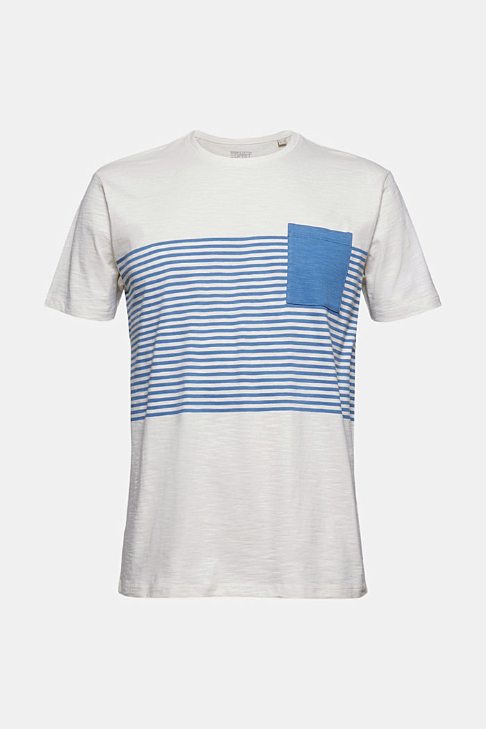Jersey T-shirt made of 100% organic cotton, NEW OFF WHITE, detail image number 5
