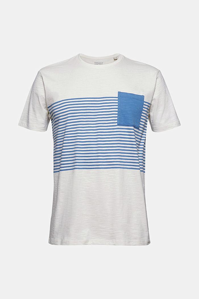 Jersey T-shirt van 100% organic cotton, NEW OFF WHITE, detail image number 5