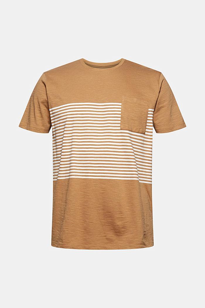 Tričko z žerzeje ze 100% bio bavlny