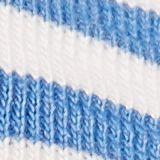 Jersey-T-Shirt aus 100% Organic Cotton, BLUE, swatch