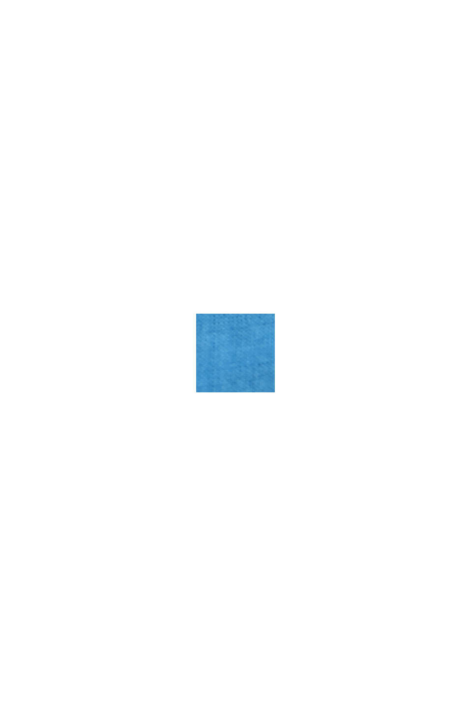 Midi-Strandkleid aus LENZING™ ECOVERO™, BLUE, swatch