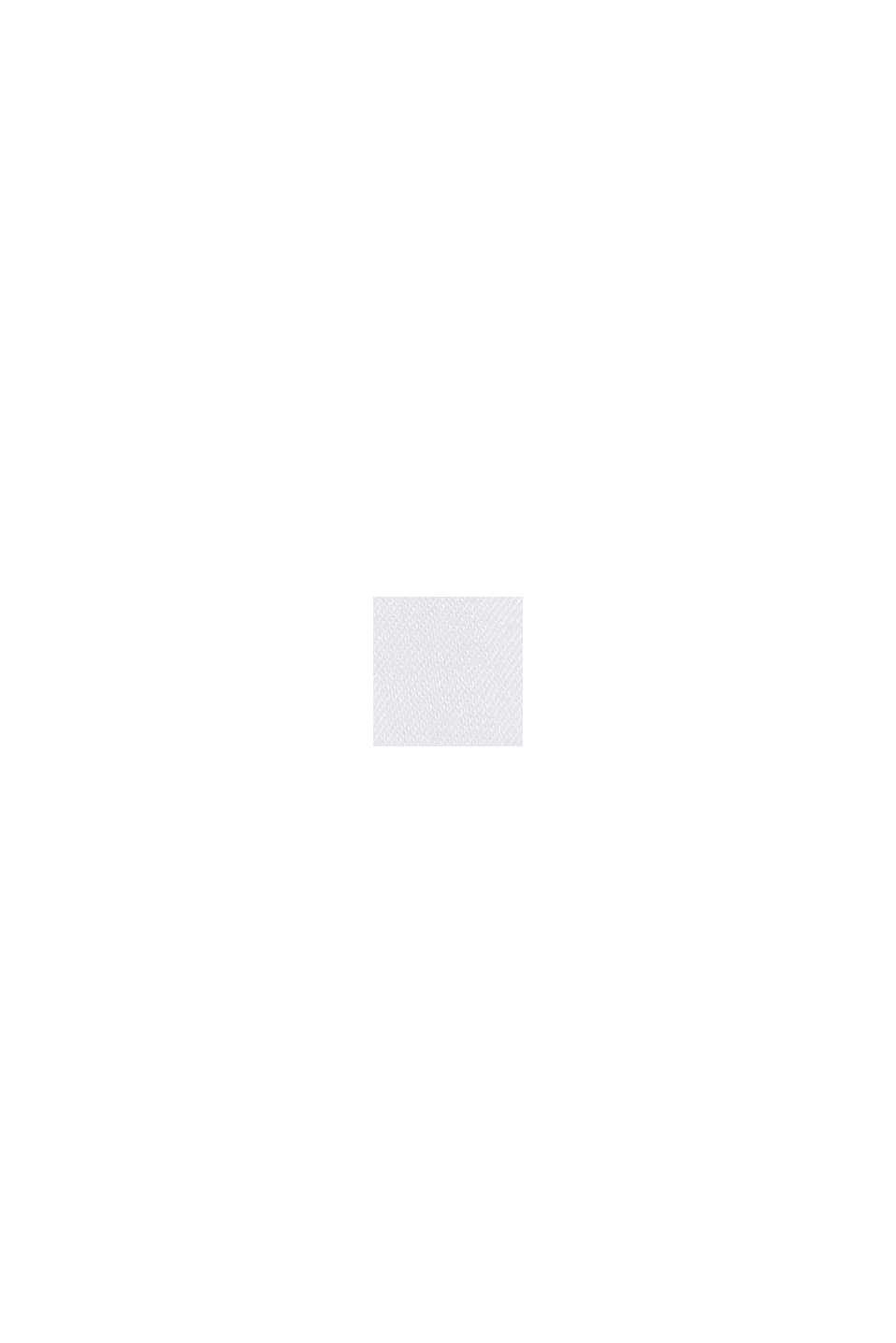 Strandkjole af LENZING™ ECOVERO™-viskose, WHITE, swatch