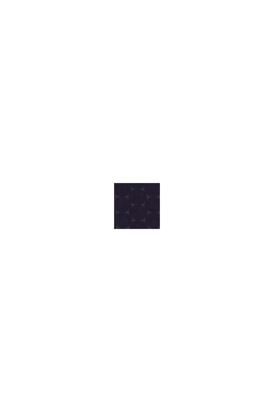 In materiale riciclato: culotte corte in microfibra, NAVY, swatch