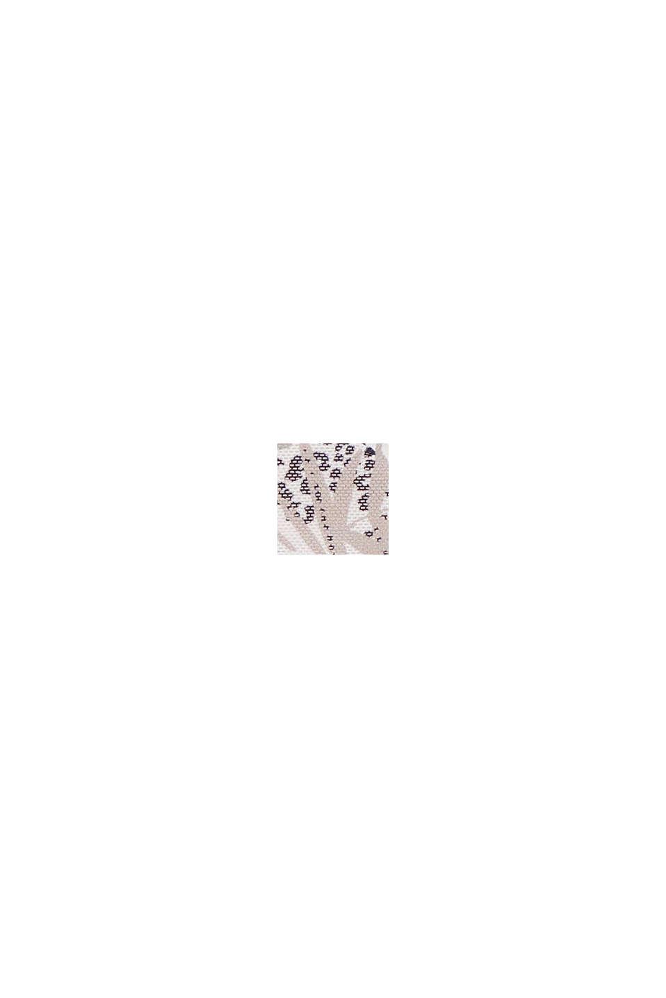 Reciclado: sujetador de malla sin aros ni relleno, OFF WHITE, swatch