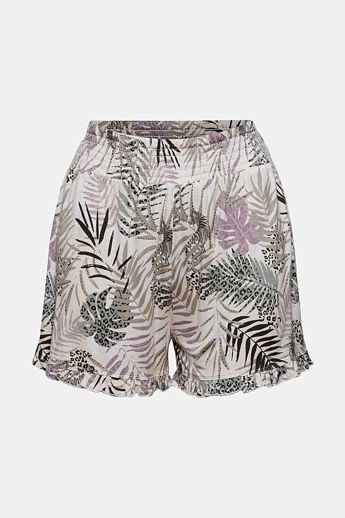 Shorts in jersey di LENZING™ ECOVERO™
