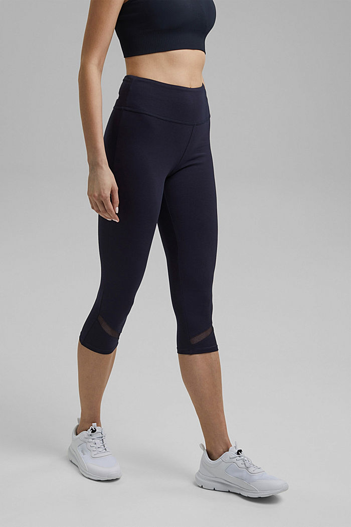Capri leggings made of organic cotton