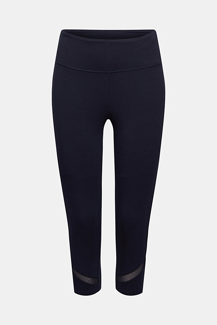 Capri-Leggings aus Organic Cotton