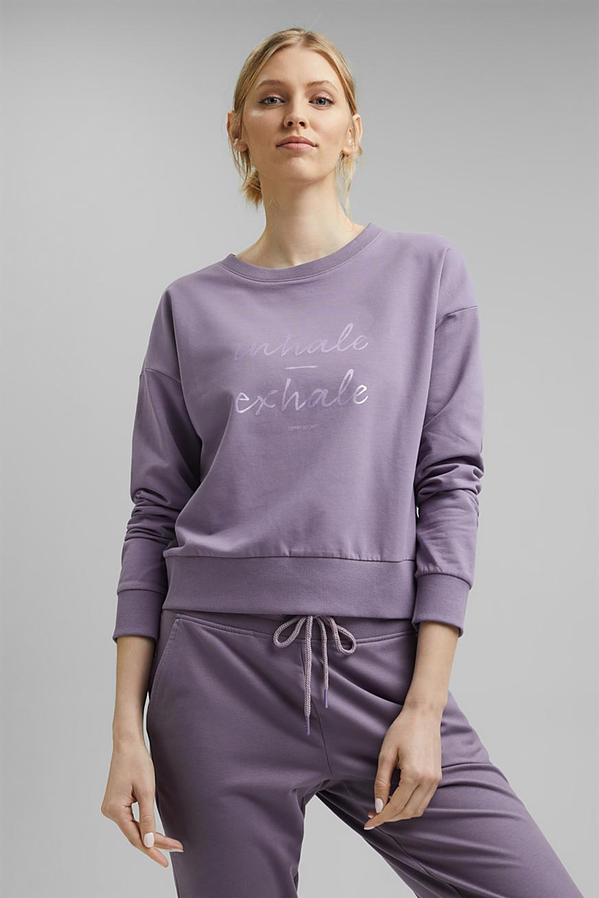ESPRIT Sports Damen Sweatshirt Sl Sportsweatshirt