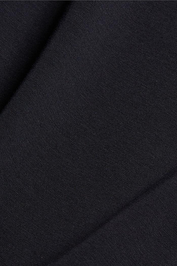 T-Shirt im Layering-Look, BLACK, detail image number 4