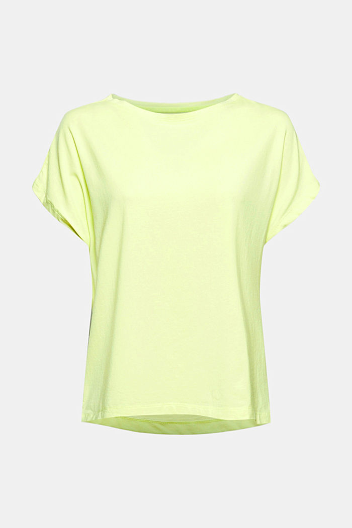 T-Shirt mit Organic Cotton