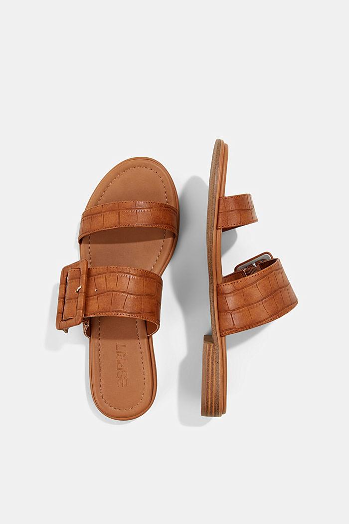 Shoes , CARAMEL, detail image number 1