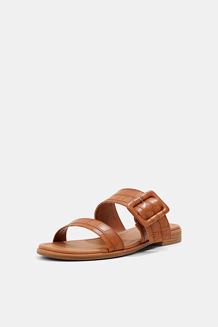 Shoes , CARAMEL, detail image number 2