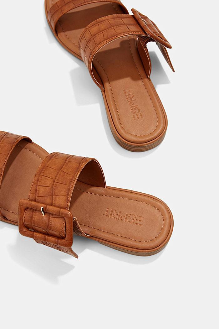 Shoes , CARAMEL, detail image number 5