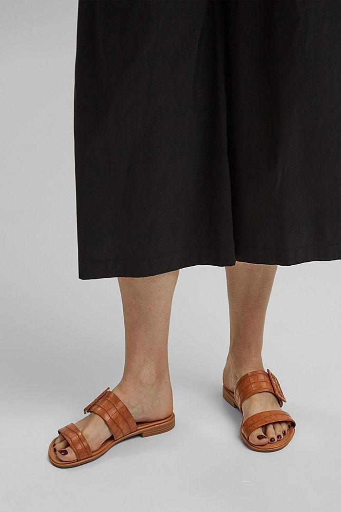 Shoes , CARAMEL, detail image number 3