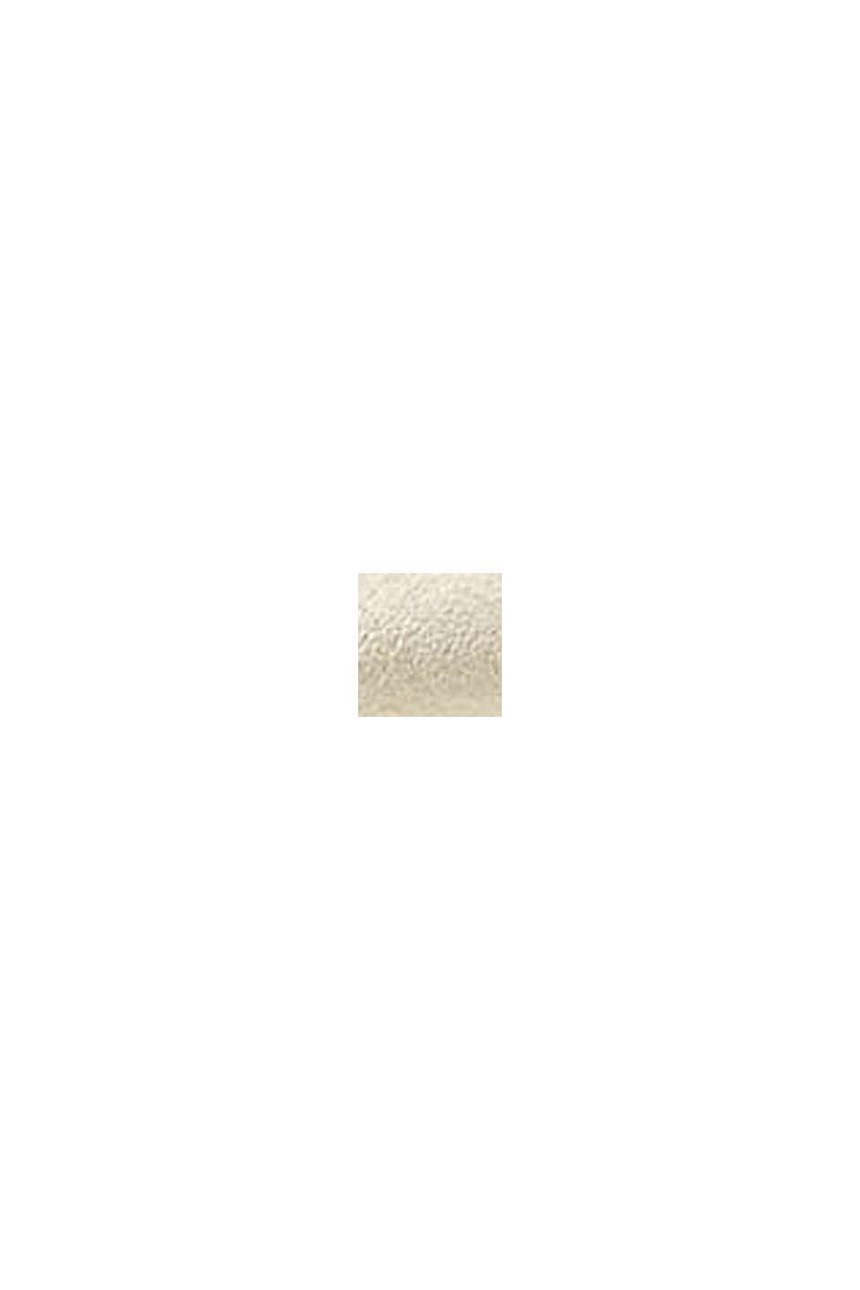 Sandalias con efecto metalizado, GOLD, swatch