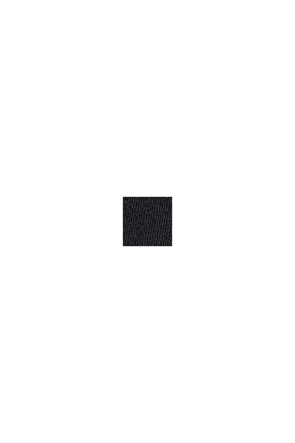Capribroek met veel stretch, BLACK, swatch