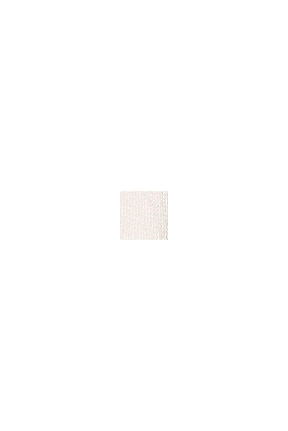 Wickelrock aus Interlock-Jersey, LENZING™ ECOVERO™, OFF WHITE, swatch