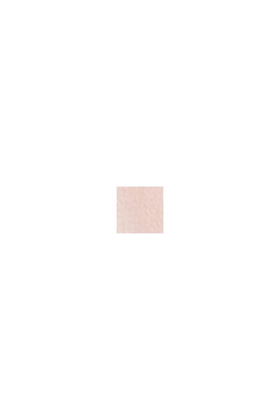 Robe longueur midi à imprimé, à teneur en LENZING™ ECOVERO™, LIGHT PINK, swatch
