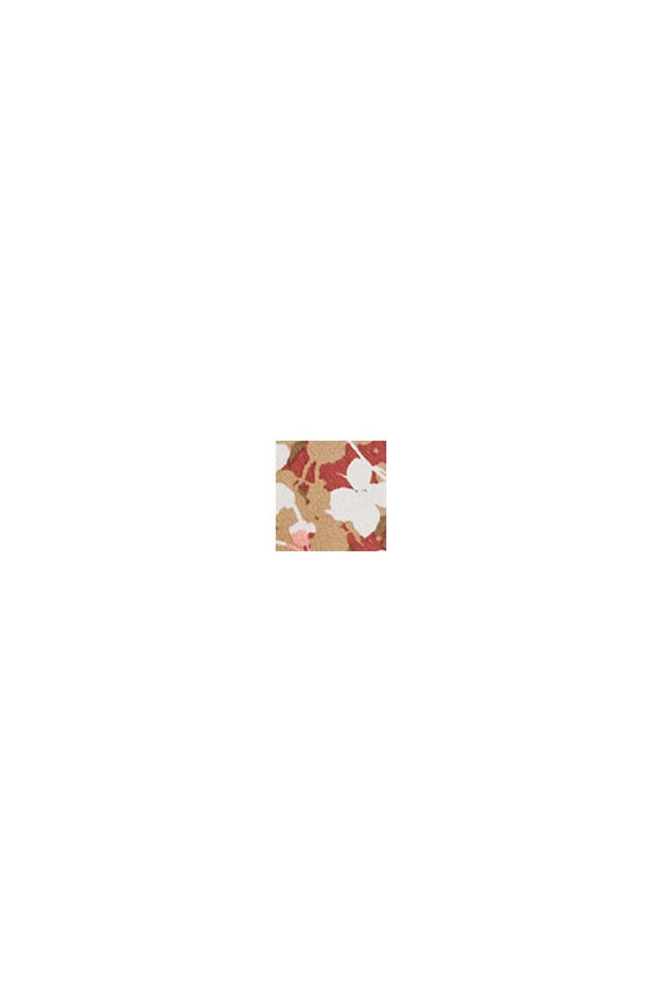 Top à bretelles orné d'un imprimé, LENZING™ ECOVERO™, BARK, swatch