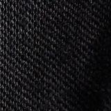 Blusentop aus 100% Leinen, BLACK, swatch