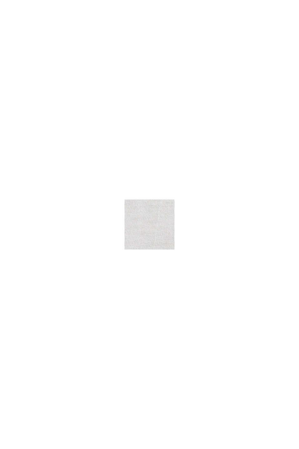 T-Shirt mit Print aus LENZING™ ECOVERO™, OFF WHITE, swatch