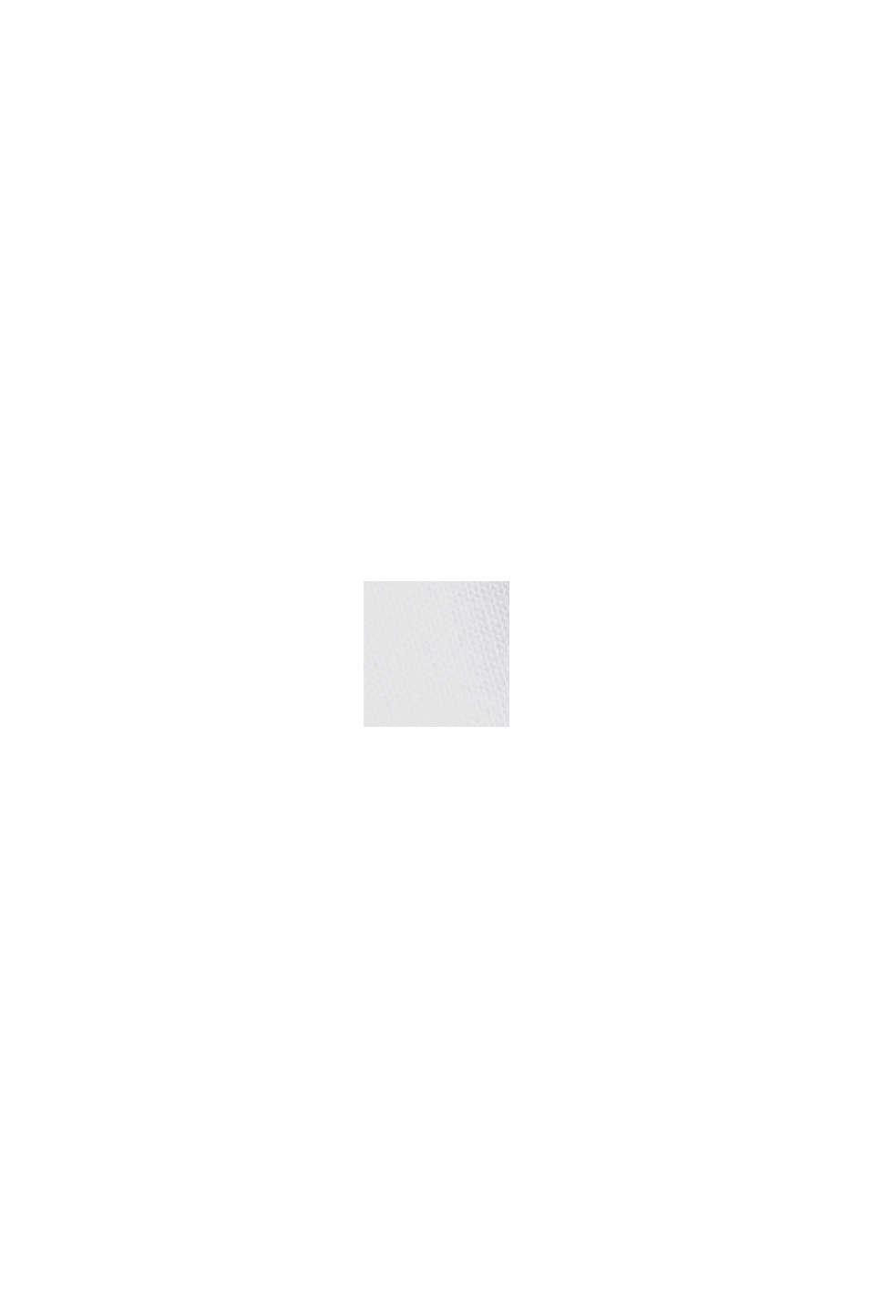 T-shirt made of TENCEL™ x REFIBRA™, WHITE, swatch