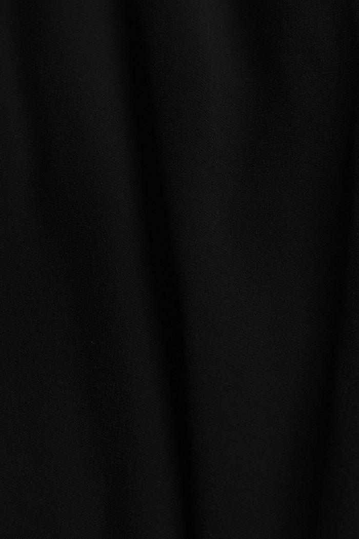 Jumpsuit mit weitem Bein, BLACK, detail image number 4