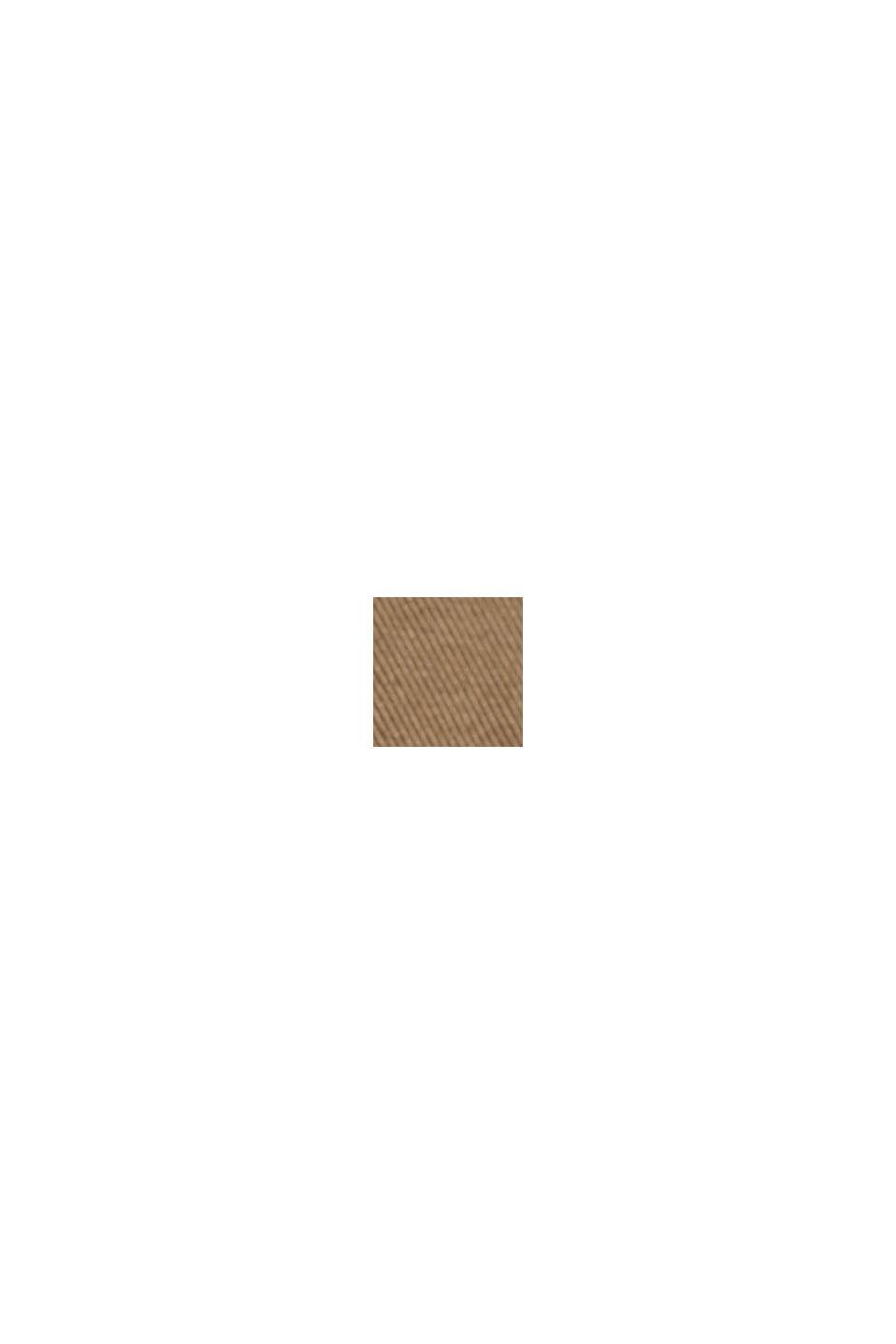 Chino-Shorts aus Bio-Baumwolle/Lycra®T400®, BEIGE, swatch
