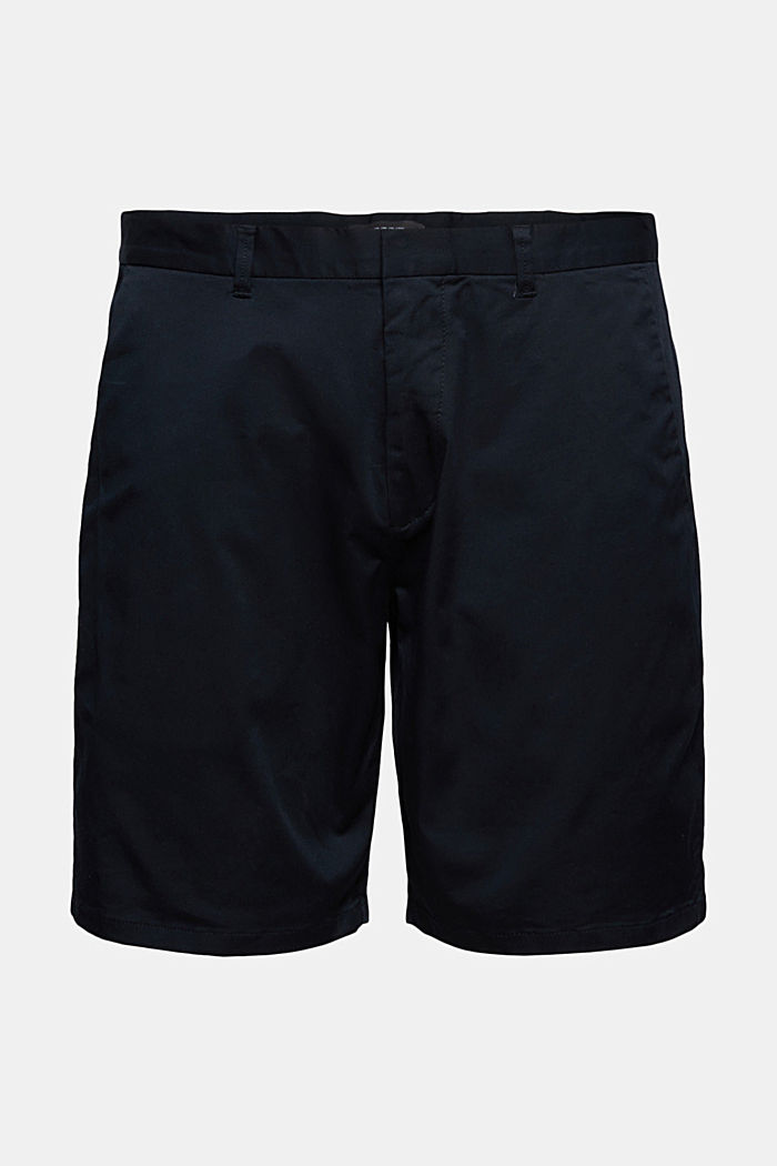 Short chino en coton bio/Lycra®T400®