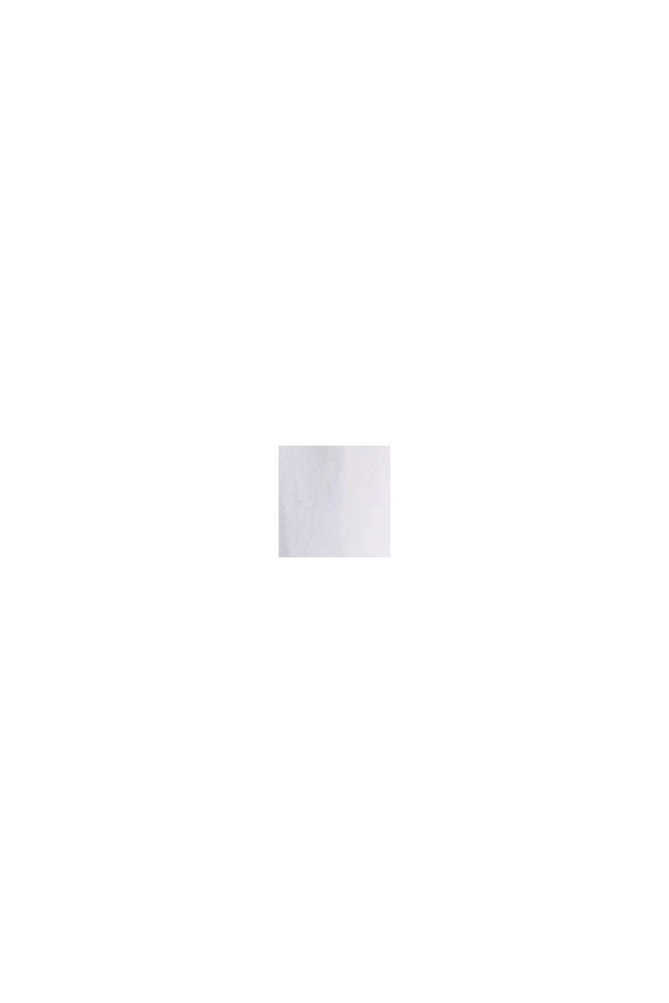 Met linnen: overhemd met buttondownkraag, WHITE, swatch