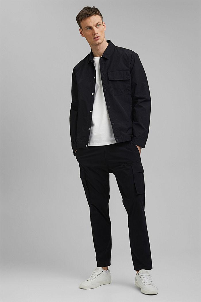 Jersey-Shirt mit COOLMAX®-Ausrüstung, OFF WHITE, detail image number 2