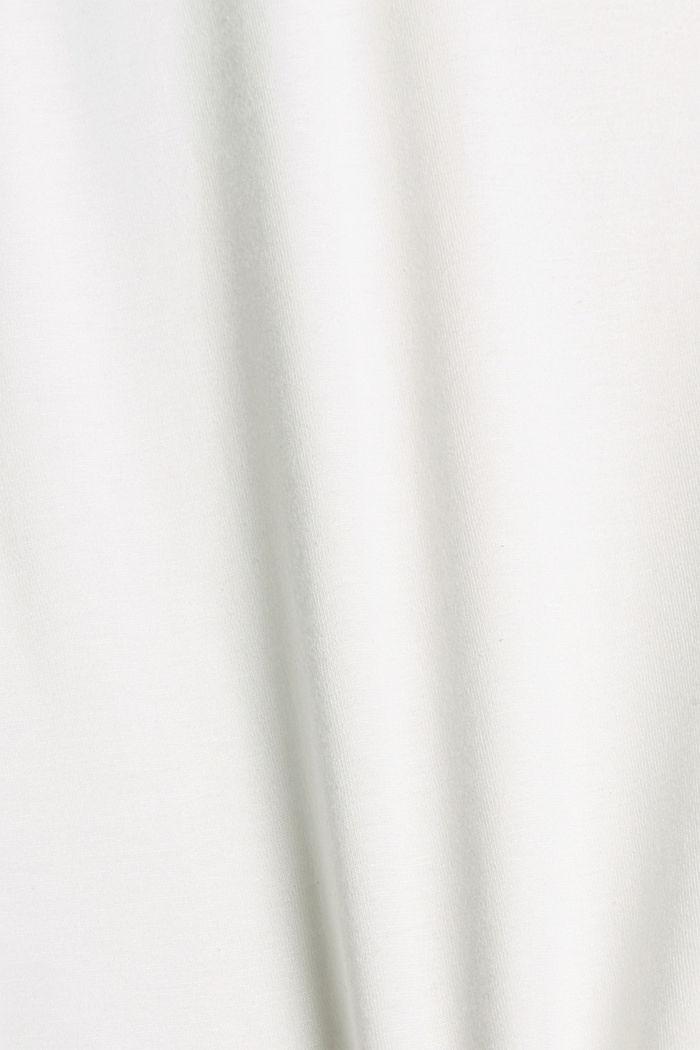 Jersey-Shirt mit COOLMAX®-Ausrüstung, OFF WHITE, detail image number 5