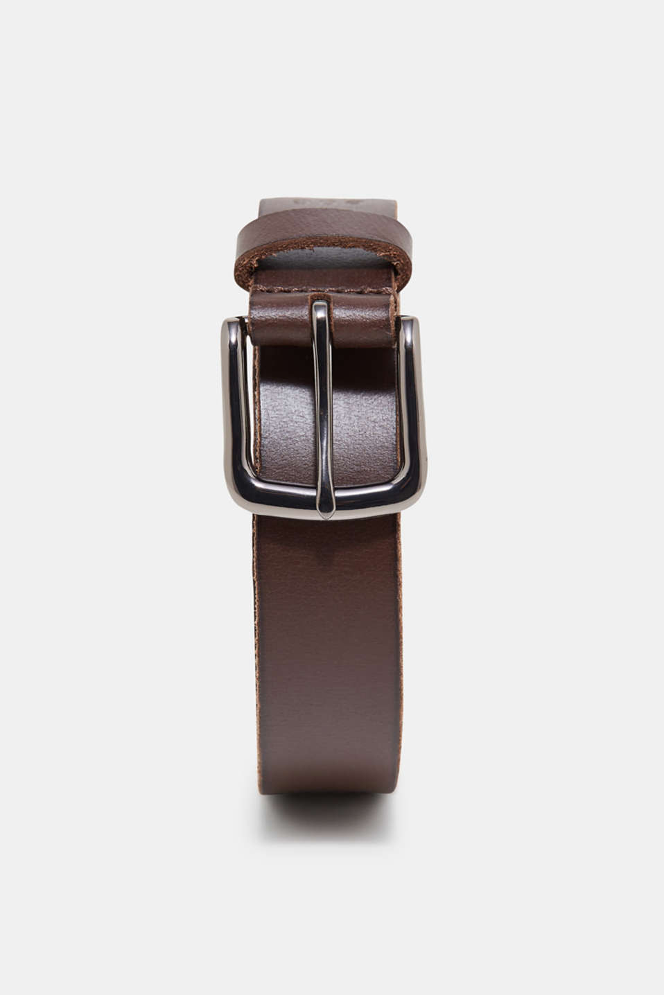 edc - Leather belt with a knotted end