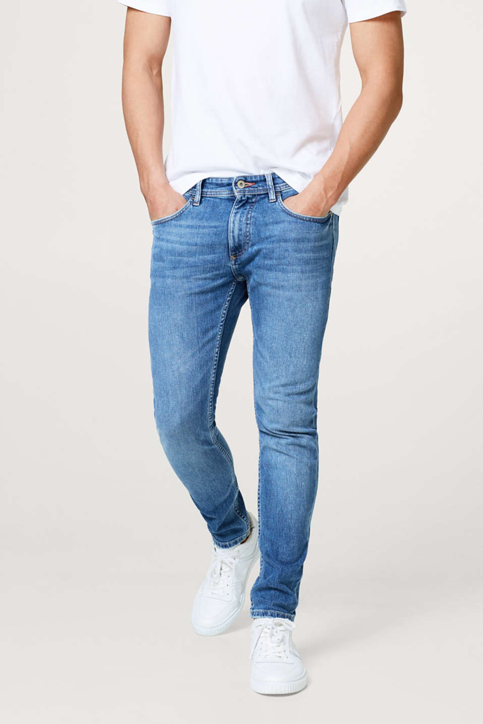 edc - Stretch jeans with an extremely slim fit