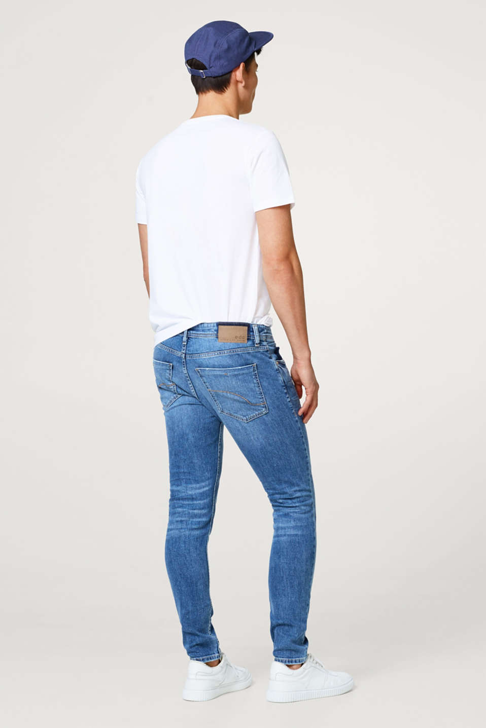 Stretch jeans with an extremely slim fit