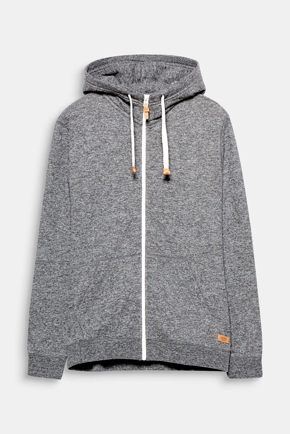 An edc classic is back! This hoodie in melange sweatshirt fabric and super soft interior is a style that just has to be in your wardrobe.