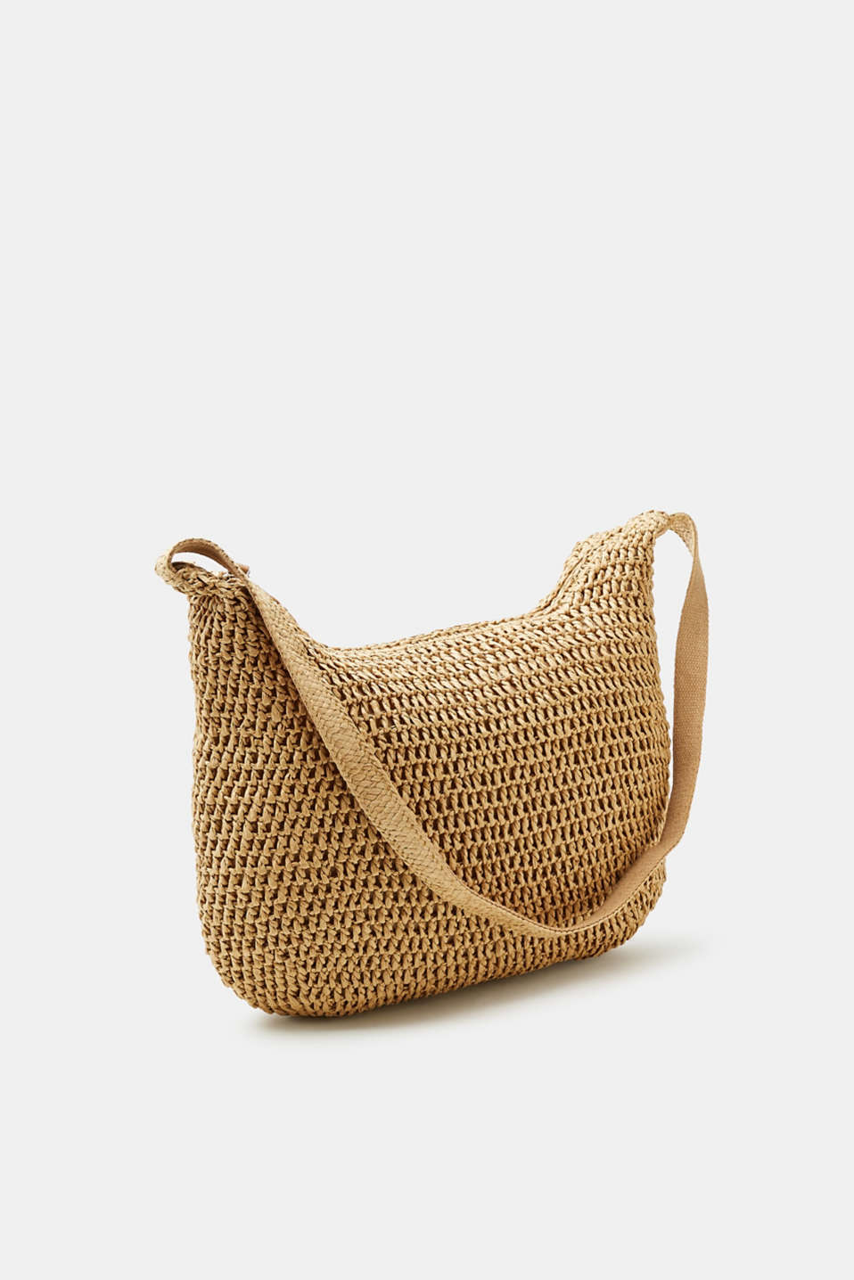 Esprit - Summery bast shoulder bag