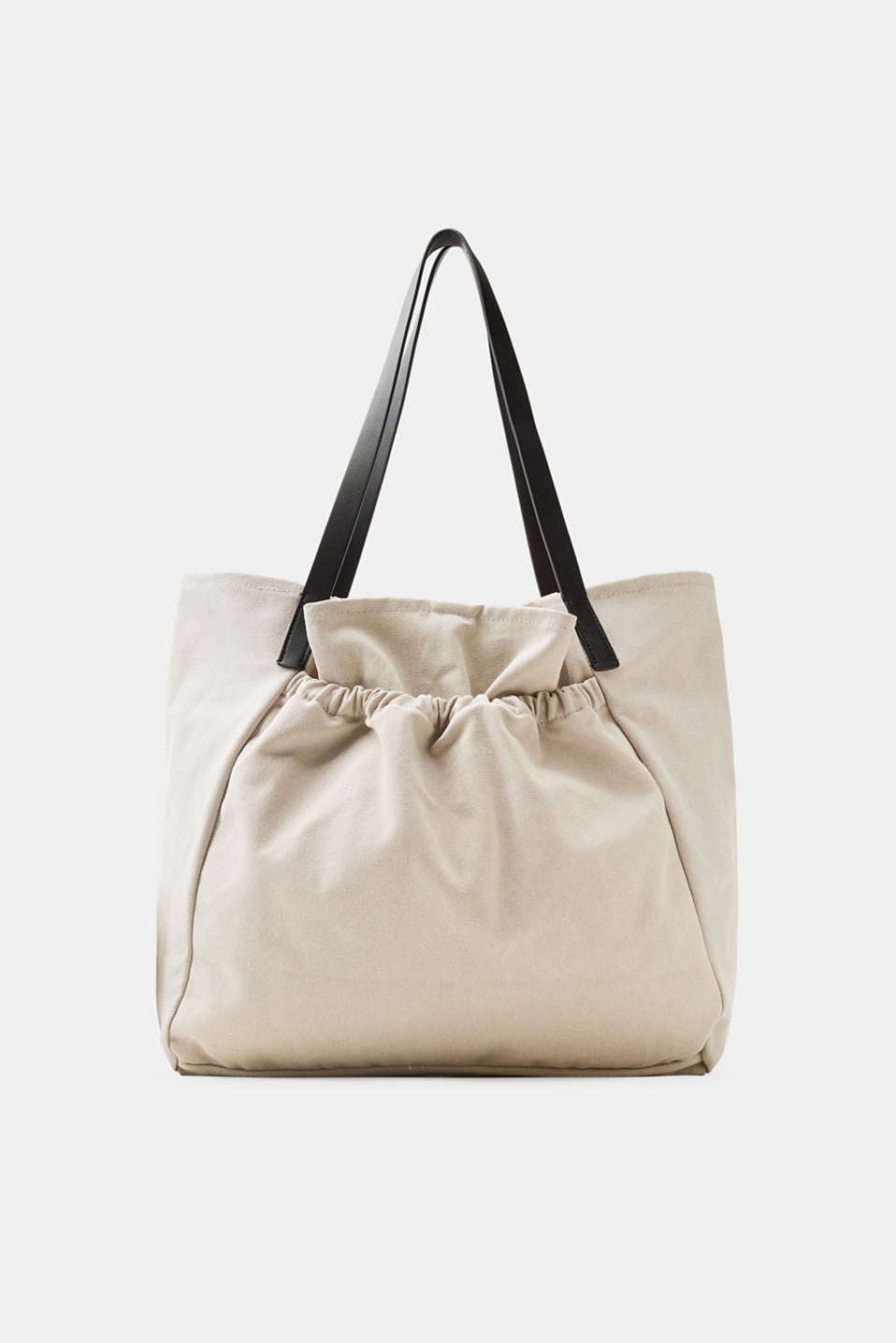 Esprit - Canvas-Shopper aus Baumwoll