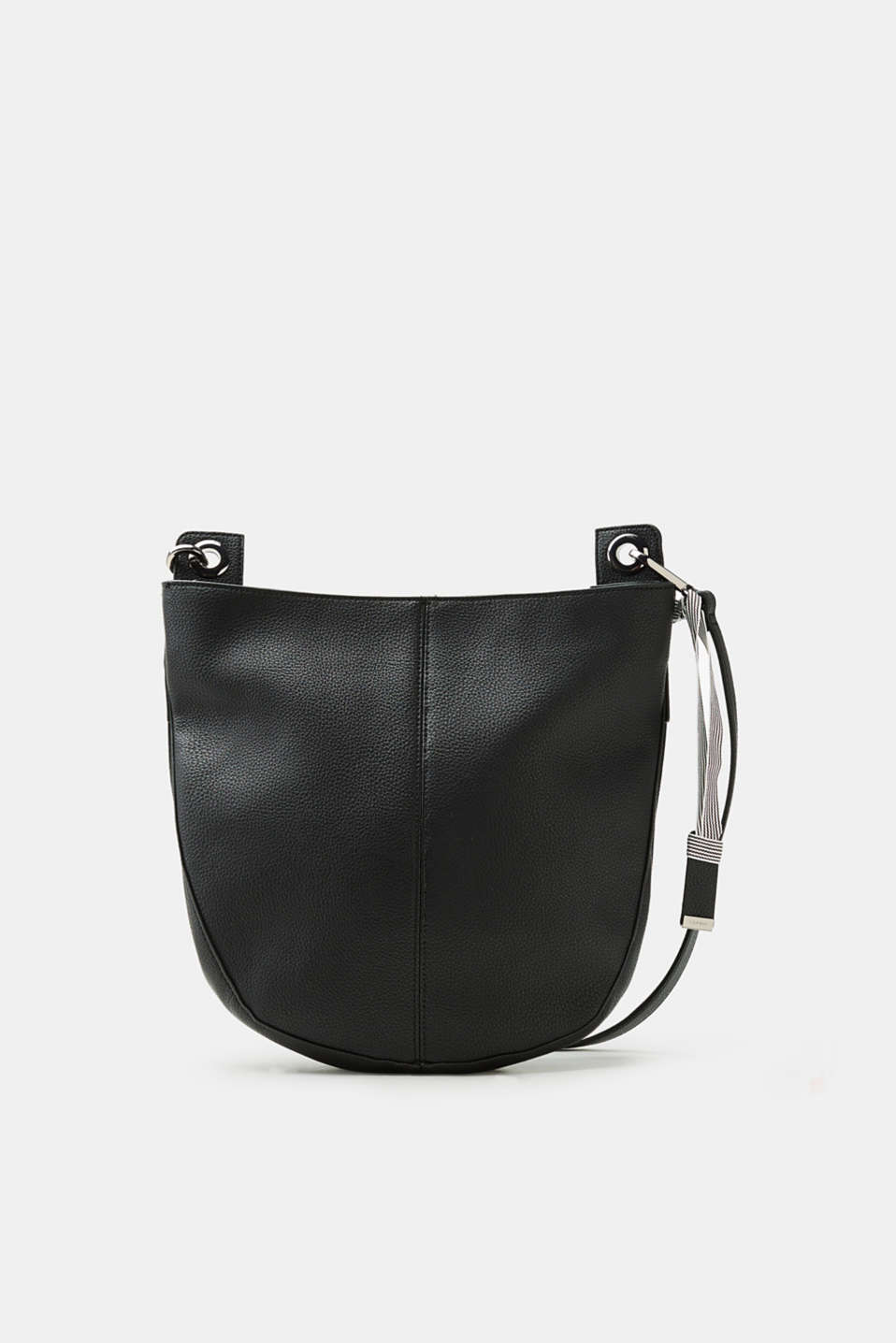 Thanks to its modern, minimalist design and functional size, this shoulder bag is an everyday essential.