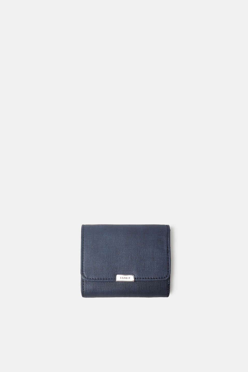 The compact format and strikingly textured faux leather make this wallet a firm fave.