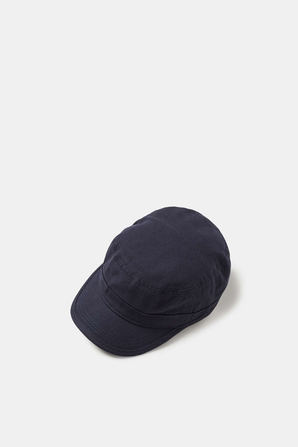 Esprit - Cotton canvas cap
